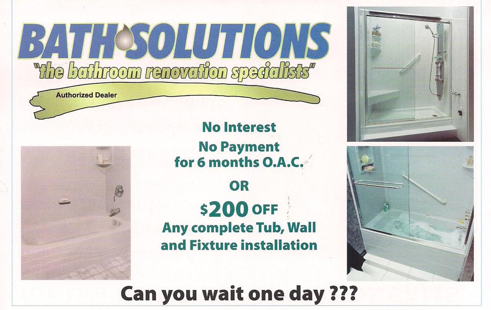 Bath Solutions
